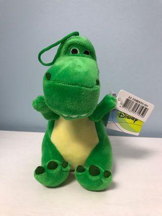 🚚 Toy Story Rex plush