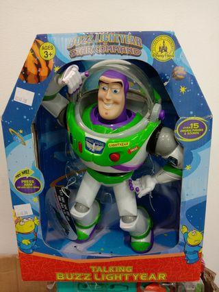 Toy story 12 inches talking buzz light-year
