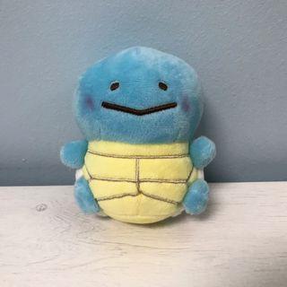 🚚 Pokemon Yurutto Squirtle plush keychain