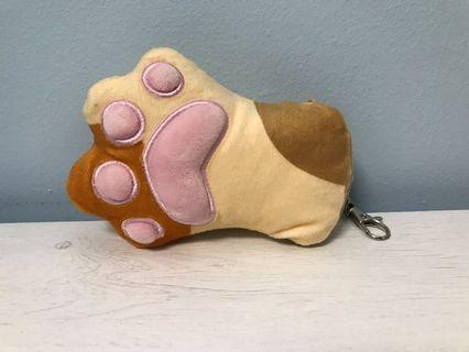 🚚 Cat Paw pass case x pouch