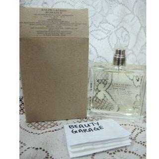 CLEARANCE ! ROMANCE BY RALPH LAUREN 100ml EDP WOMEN PERFUME TESTER !
