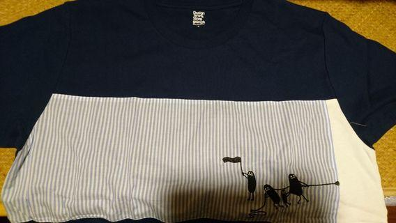 Design graniph S size tee t shirt 衫