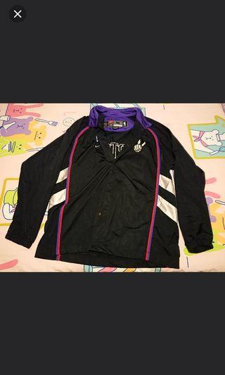 Nike Toronto Raptors Authentic jacket size M jordan 11