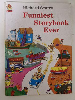 Richard Scarry. Funniest Storybook Ever.