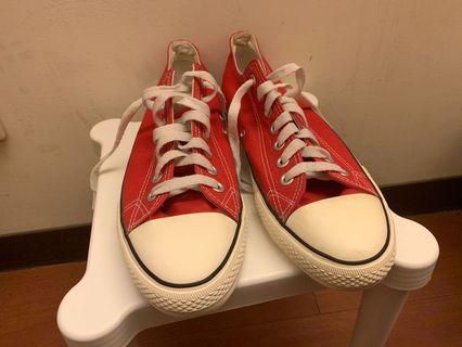 Converse 紅色