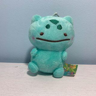 🚚 Pokemon Bulbasaur plush keychain