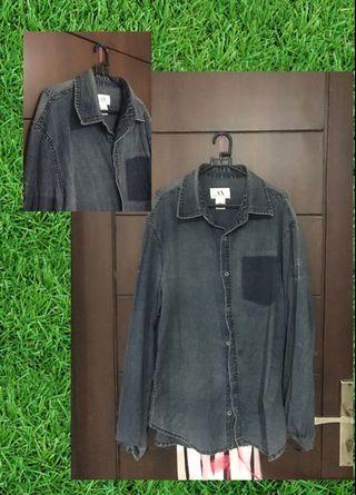 Armani Exchange Denim shirt