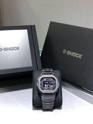 Casio G-shock 19basel 主打 Gmw-b5000v-1