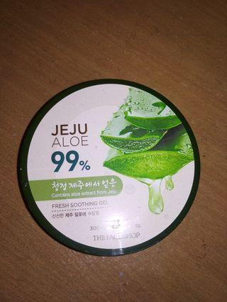 The Face Shop Jeju Aloe Soothing Gel