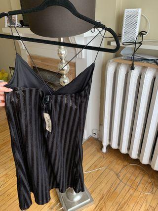Brand new Forever 21 black dress