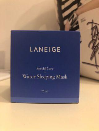 🚚 Laneige Water Sleeping Mask BNIB