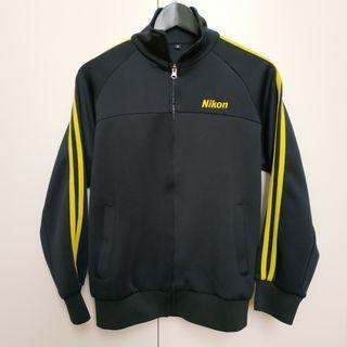 Nikon Black Lycra Sports Jacket