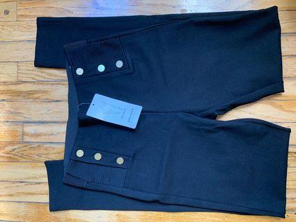 High waisted brand new Zara leggings