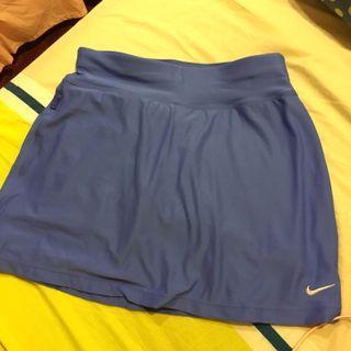 Nike網球裙!近全新!