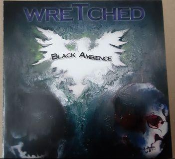 Music CD: Wretched ‎– Black Ambience