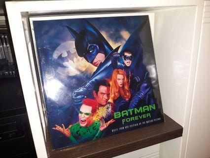 二手 EU版 蝙蝠俠 Batman Forever Vinyl LP
