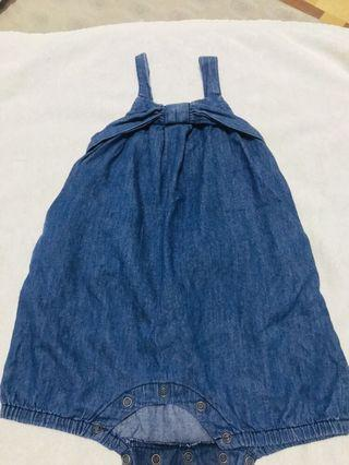 HUSH PUPPIES Dresses /Jumper - Cotton Dress (1-3YO)