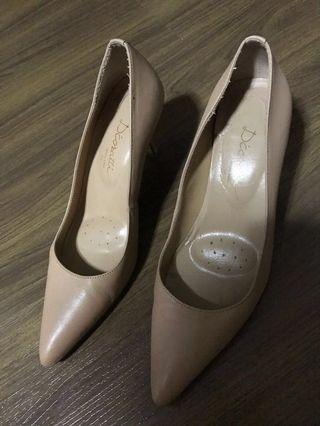 Italy High Heeled Shoes