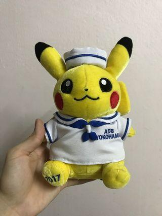 Limited Edition Pikachu ADB Yokohama