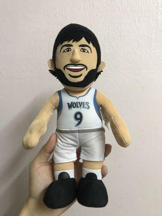 Rubio NBA Figure