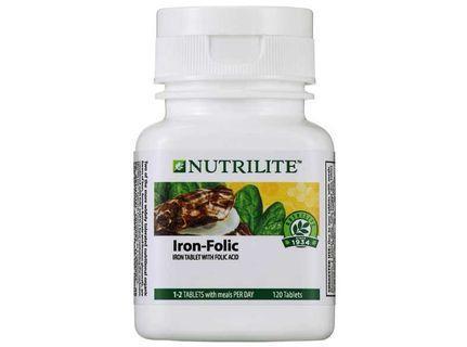 Nutrilite Iron-Folic