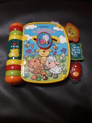 Vtech electronic book little tikes mothercare