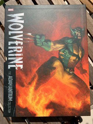 🚚 Marvel Omnibus Wolverine Adamantium Collection Hardcover