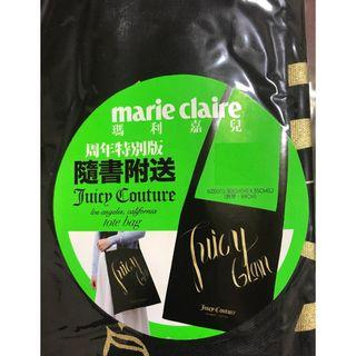 Marie Claire x Juicy Couture Tote Bag 袋