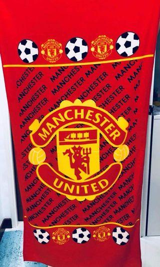 Manchester United Towels