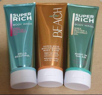 Bath and Body Works Super Rich Moisturizing Body Wash