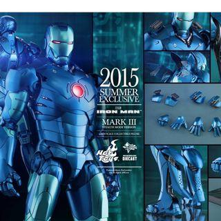Hot toys iron man mark 3 stealth mode 2015 exclusive
