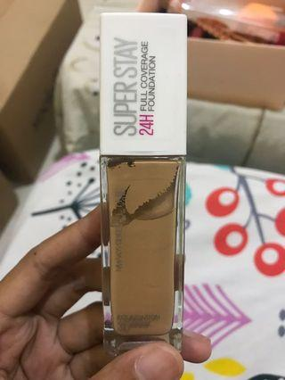 Superstay 24H Full Coverage Foundation
