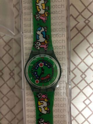 "Swatch ""Crazy Train"""