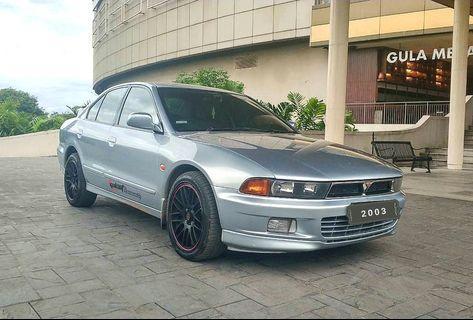 Mitsubishi GALANT Hiu V6 2.4 At 2003 siap Ngebut