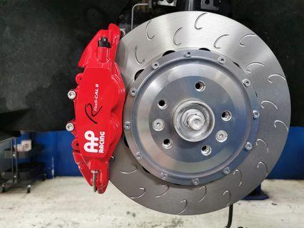 AP Racing Radi-CAL 2 4 pot