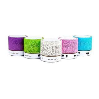 Speaker Bluetooth Lampu A9 - Suara GOOD - Hitam