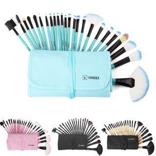 🚚 make up brush 24 pieces set