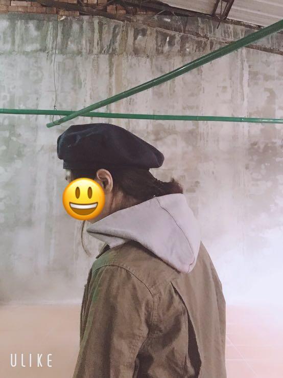 2%軍綠連帽工作服