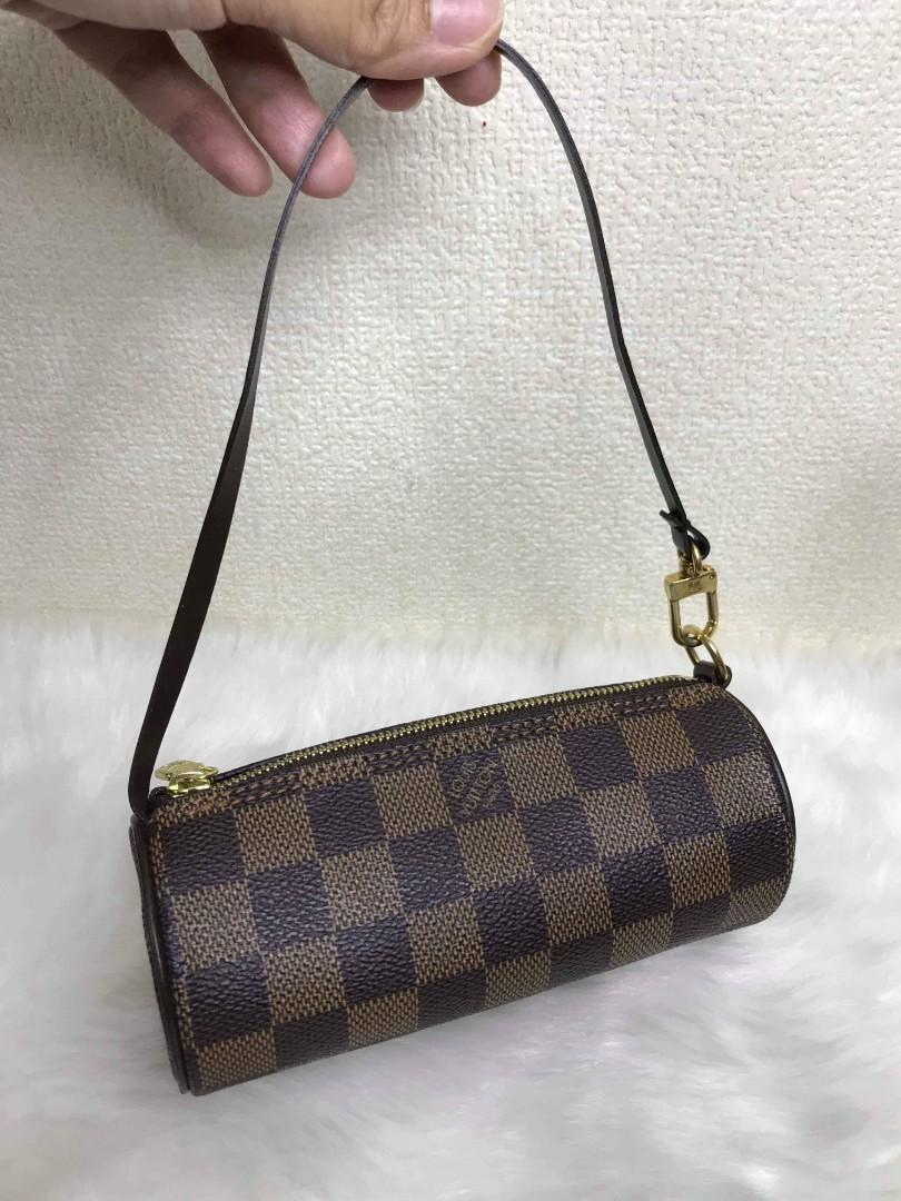 e0445cb0aebb7 Authentic Louis Vuitton Papillon baby pouch on Carousell