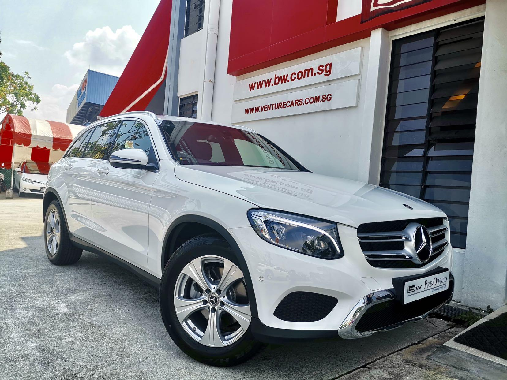 BRAND NEW MB GLC200 FOR RENT! LOW RATE!!!