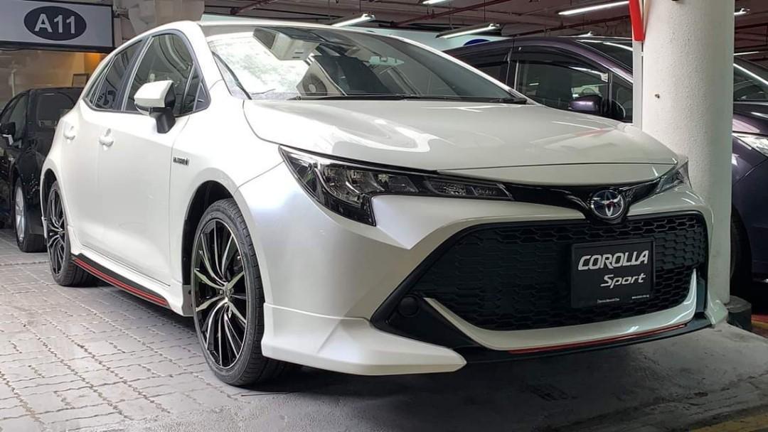 Toyota Corolla Sport (Hybrid).Brand New