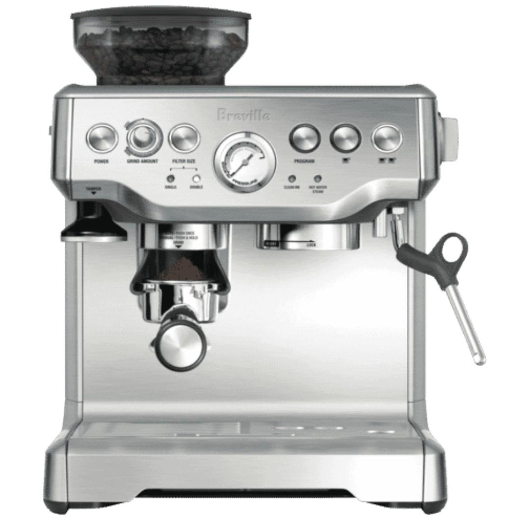 Breville Barista Express - BES870 + Cleaning Tablets