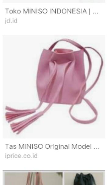 #maugopay Bucket Bag
