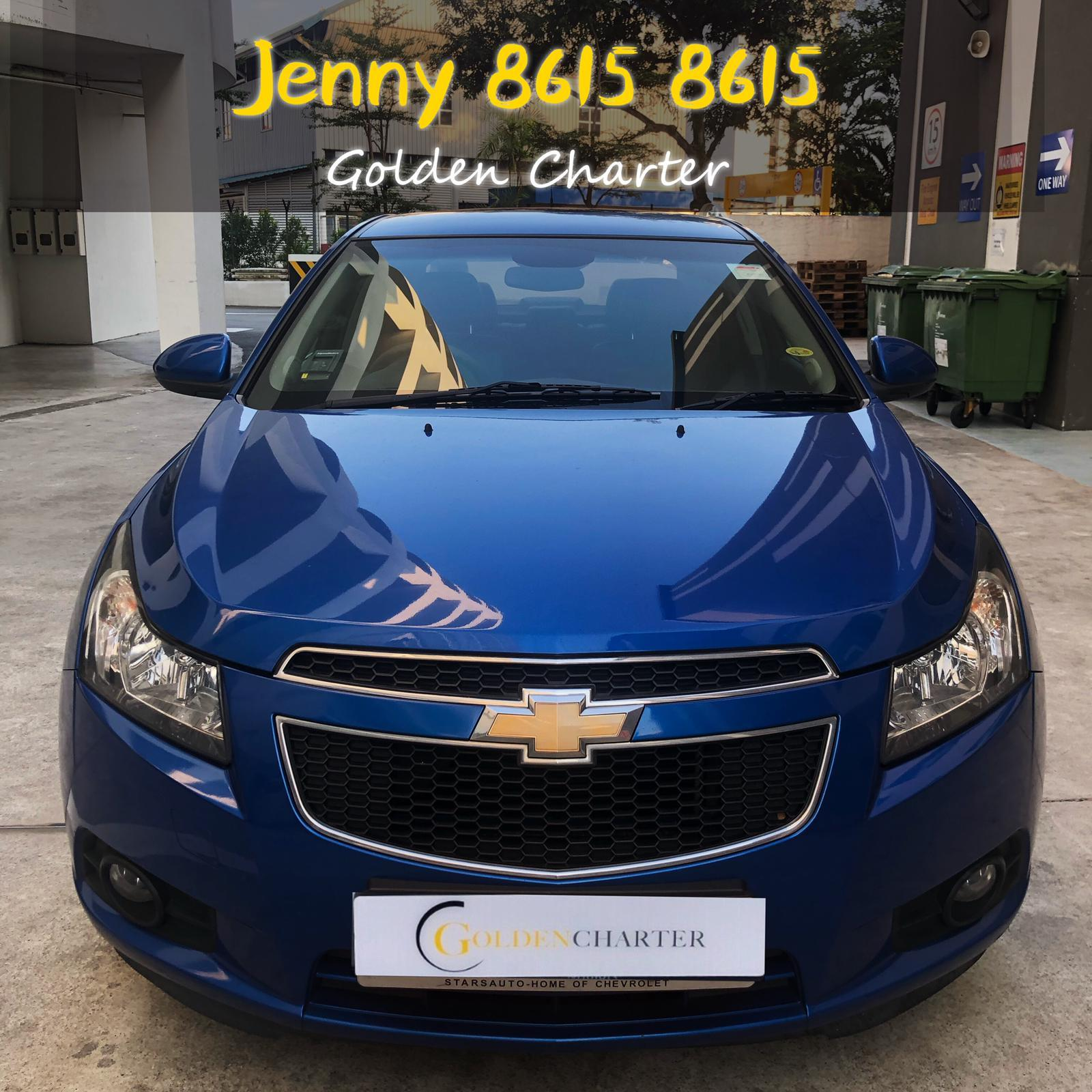 Chevrolet Cruze 1.5a for rent Grab Rental Gojek Or Personal Use low price and CHEAPEST RENTAL