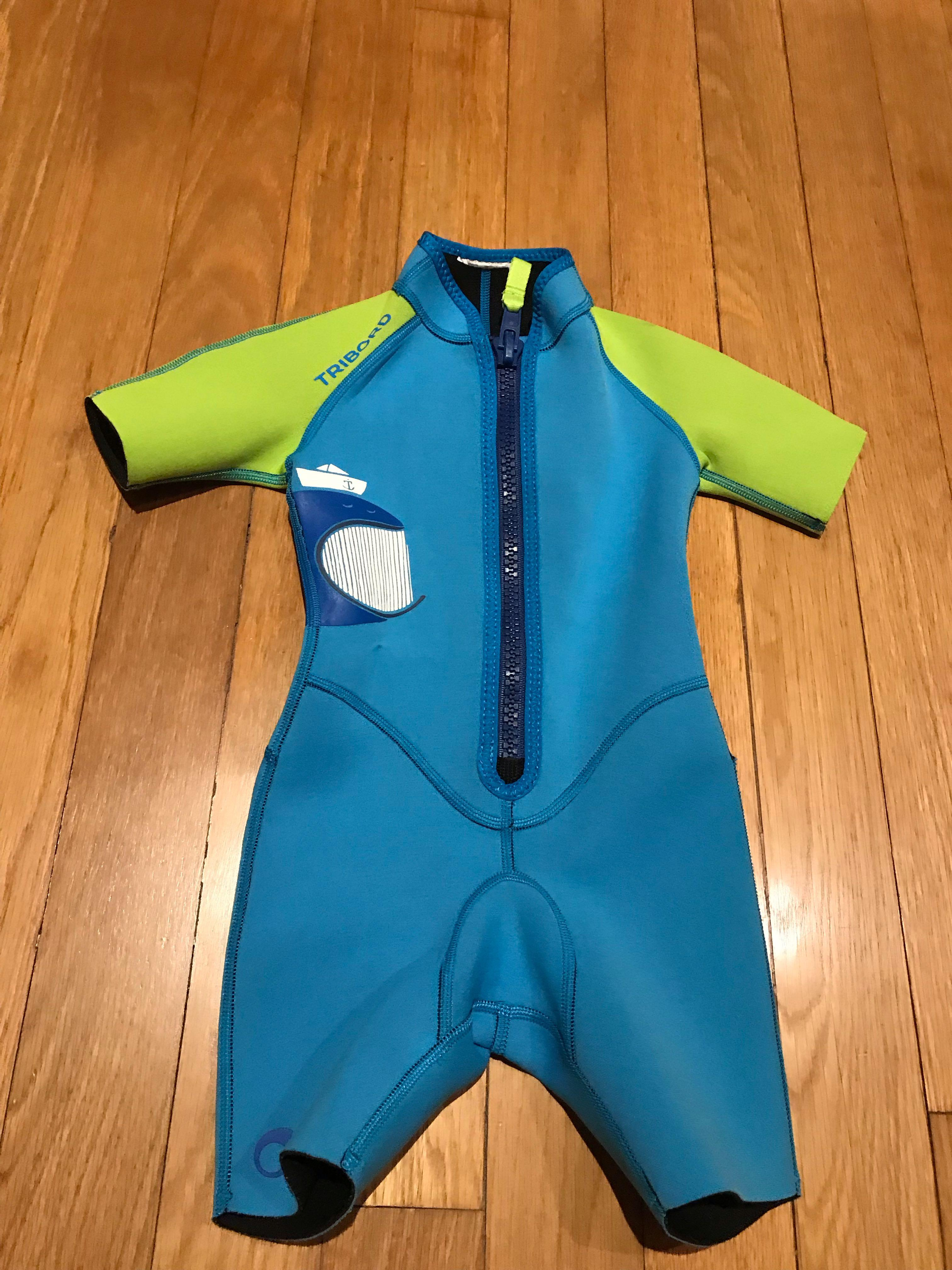 Kids Baby Toddler  KIds BNWT Matalan diver  sun surf suit swimmming AY