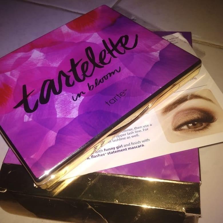 eyeshadow tartelette in bloom