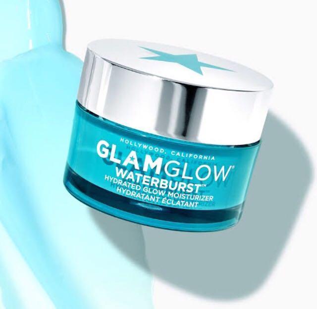 GlamGlow Waterburst Hydrated Glow Moisturser 50mL (RRP $75)