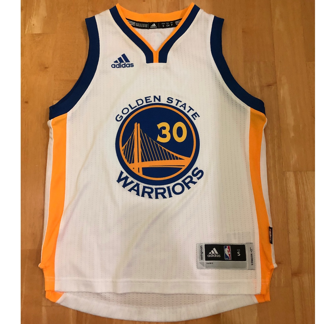 new product 458f2 6e586 Golden State Warriors NBA Stephen Curry Home Jersey (Kid/Women)