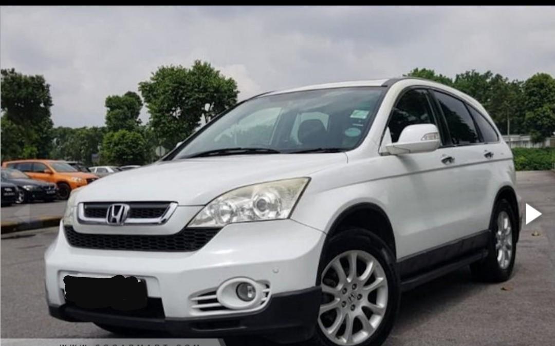 Honda CRV 2.4 Rental