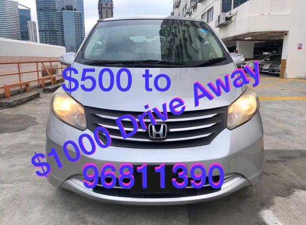Honda Freed Auto 1.5